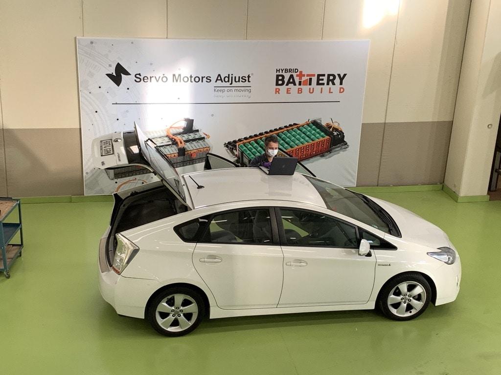 Toyota Prius Batería Híbrida Cambiar